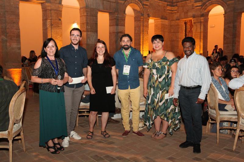 El grupo IN-Vid premiado en el Society of Invertebrate Pathology International Congress