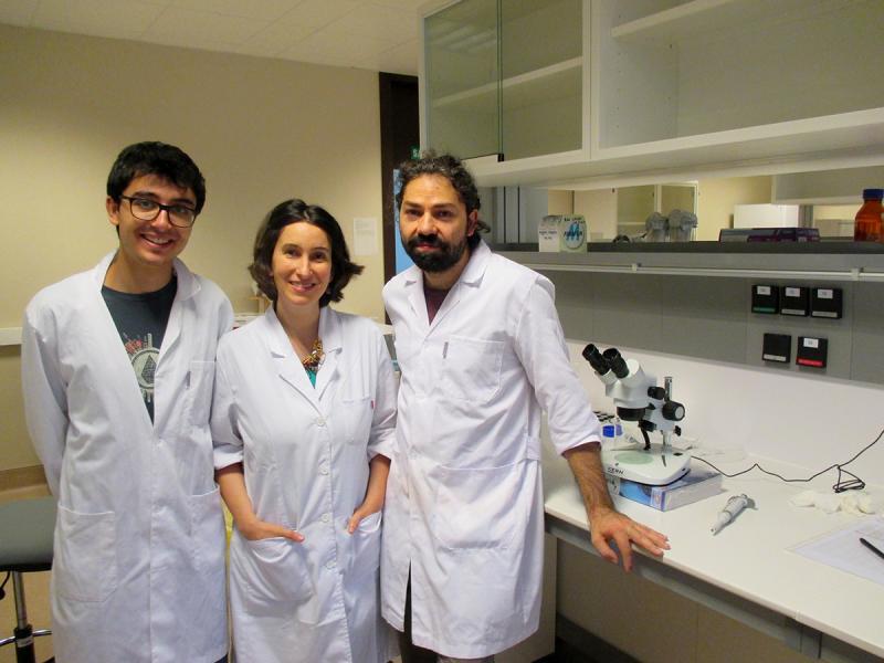 Raquel Campos-Herrera y la intensificación agroecológica de la viña