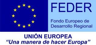 Unión Europea Fondo Europeo de Desarrollo Regional