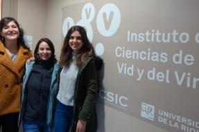 Nuevos contratos de Garantía Juvenil en el Instituto de Ciencias de la Vid y del Vino