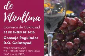 III Jornadas de Viticultra en la D.O. Calatayud