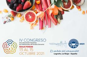 IV Congreso de la Asociación de Profesionales de Análisis Sensorial (AEPAS)