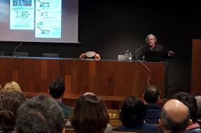 Luis Vicente Elías, en defensa del patrimonio cultural del vino
