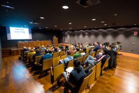 """""""Polifenoles del vino: efecto en la salud' primer seminario del ICVV en el 2019"""