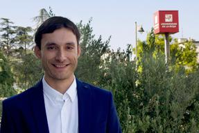 El investigador del ICVV, Luis Rivacoba, gana los XIX Premio Fertiberia a la Mejor Tesis Doctoral en Temas Agrícolas