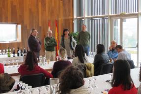 La XIV Semana de la Ciencia de la Universidad de La Rioja tuvo como protagonista al vino tinto