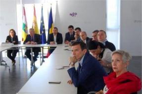 Visita el ICVV una delegación rumana del mundo del vino