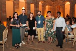 El grupo IN-Vid premiado en el Society of Invertebrate Pathology International Congress
